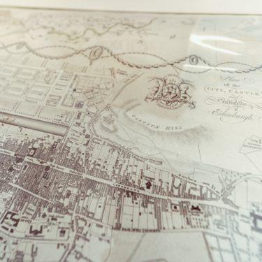 1 Edinburgh Picardy Map