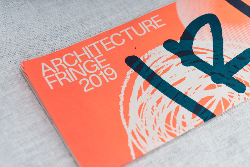 Archifringe 2019 Events Guide: Arcadia, Journeys in Design Hub, Kirkcaldy