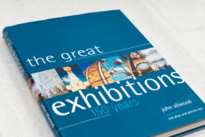 150 Years. Book by John Allwood. Pub. Exhibition Consultants Ltd.