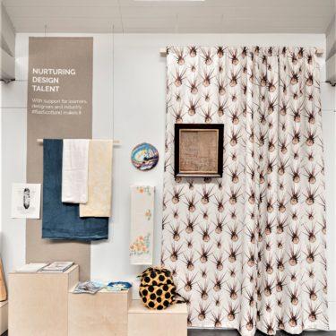 Display Nurturing Design Talent