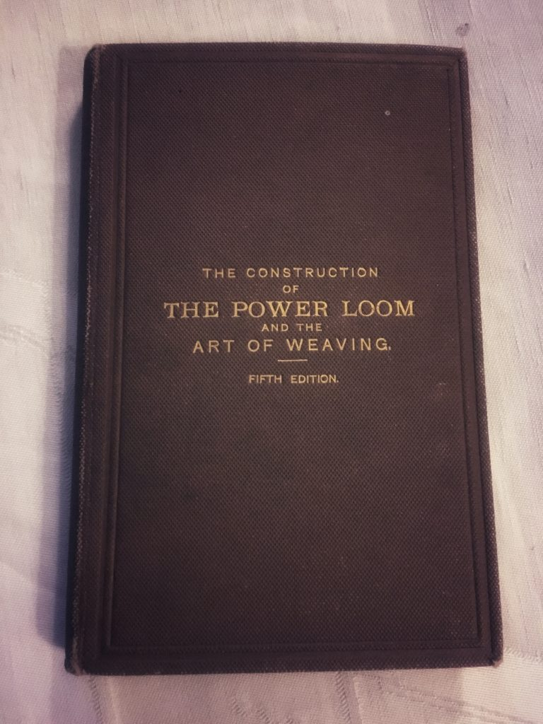 Art of Weaving,Book by Alex Brown.