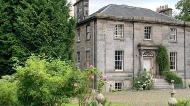 Auchtertool House Linen and Laundry