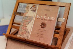 Scotland Mapping the Nation, Book by C Fleet, M Wilkes and C W. J. Withers