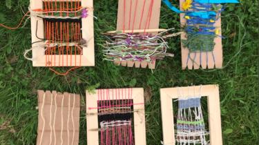 Wild Weaving EastSide Arts Festival
