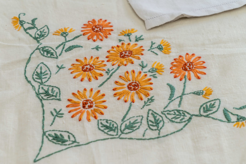 Selkirk Embroidery,